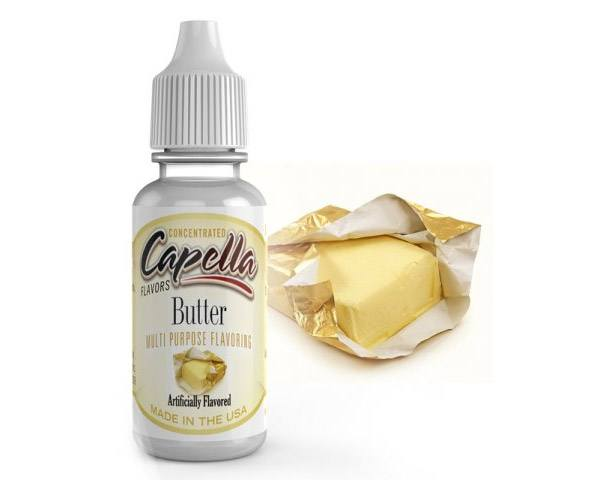 Butter arome capella