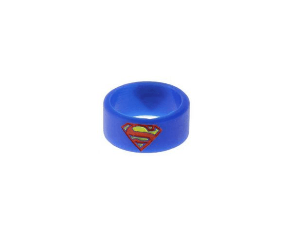 vape band silicone superman pour atomiseur