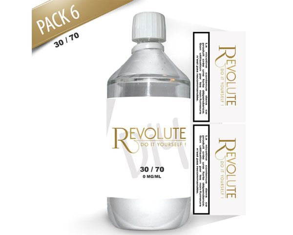 Base 1 litre 6mg 30/70 Revolute