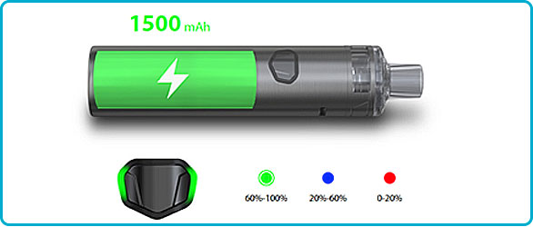 Batterie pod aio eleaf