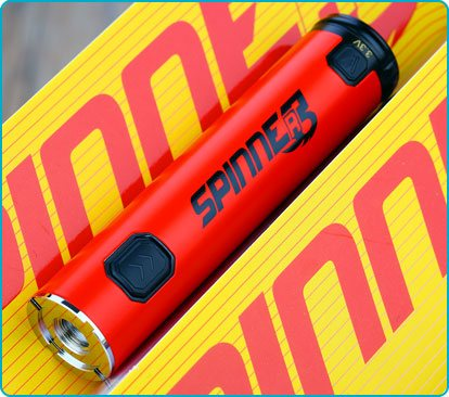 Batterie Vapros spinner 3 avis