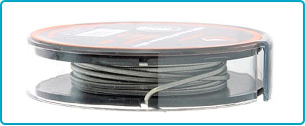 Montage fil n80 fused clapton geekvape