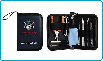 Demon Killer kit vape pour atomiseurs
