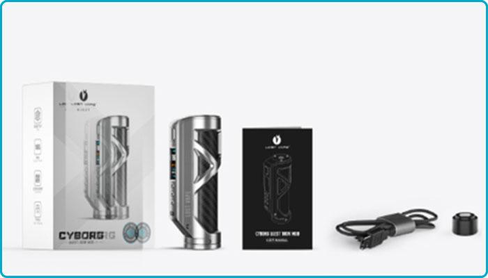 achat mod cyborg quest 100w