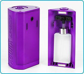 box asura 2en1 hugo vapor