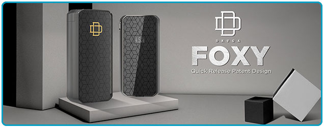 mod druga foxy 150w augvape wattage variable
