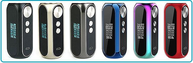 cigarette électronique facile à utiliser box cube 80w obs