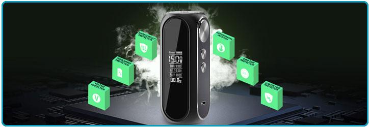 protections obs cube mod box 80w batterie intégrée