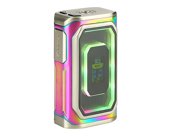 box espion infinite 230w joyetech rainbow