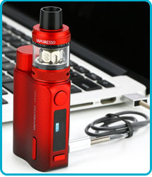 Box swag 2 usb vaporesso