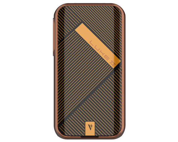 vaporesso box luxe 2 bronze strip
