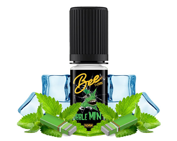 eliquide bubble minty bee 10ml