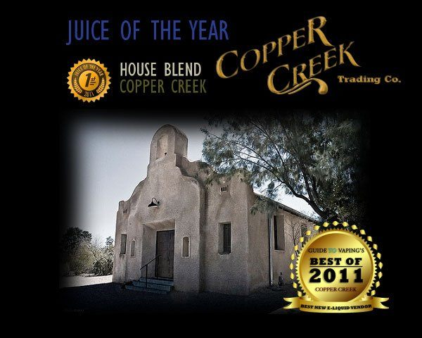 house blend copper creek