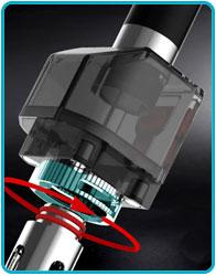Cartouche rgc airflow reglable smoktech