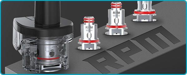 résistance rpm80 pro smok