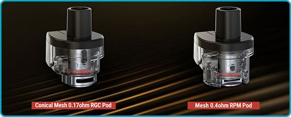 réservoir pod rpm80 pro smok