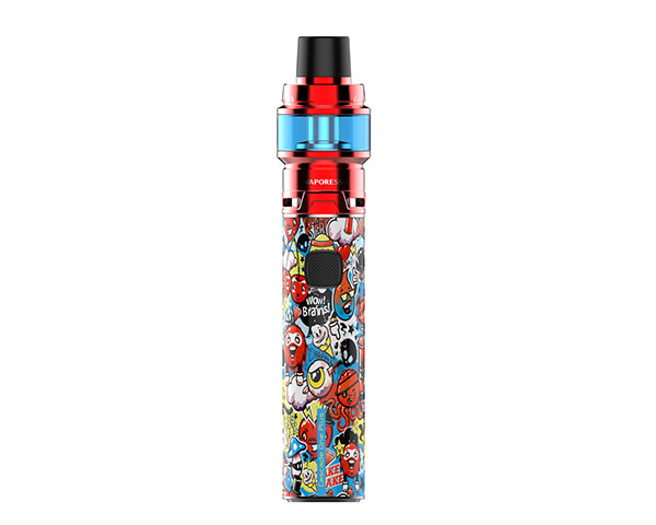 kit cascade one plus se vaporesso red street