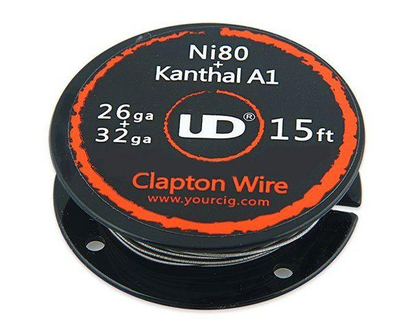 clapton roll coil NI80 - A1 UD