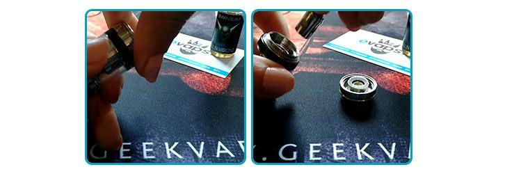changer resistance cigarette electronique vaporesso