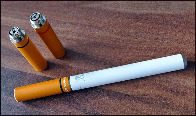 ciga like et cigarette électronique eGo