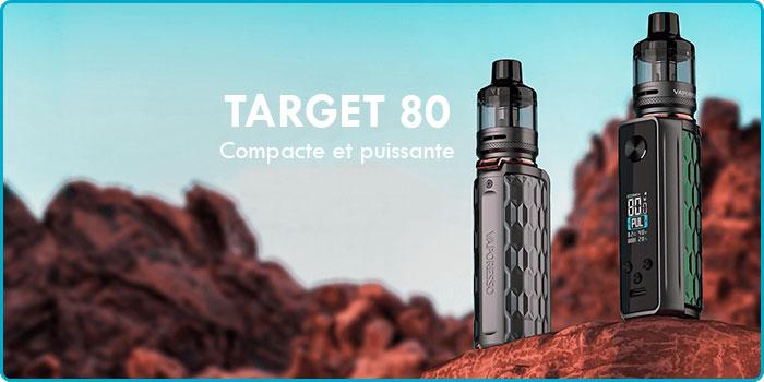 kit targe 80 vaporesso 2021
