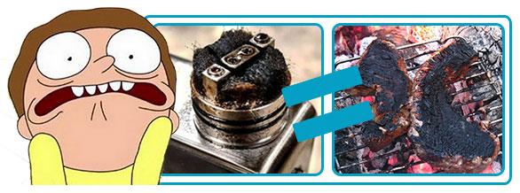 danger cigarette electronique