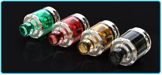kit sinuous v80 / armor nse wismec couleurs