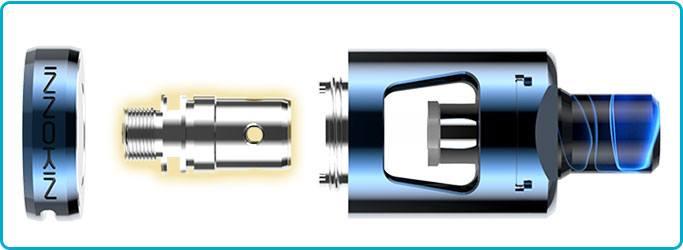 zlide tube clearomiseur 4ml