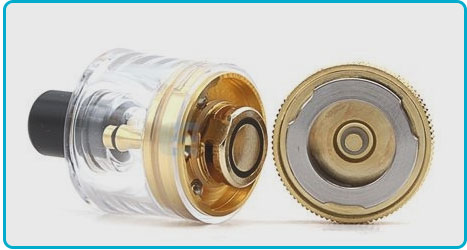 Changer coil resistance dotstick tank dotmod