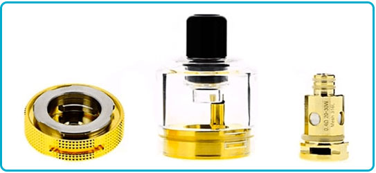 clearomiseur high end dotstick tank dotmod