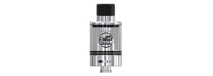 clearomiseur gs juni eleaf 2ml acier argent inhalation indirecte