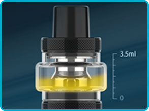 Clearomiseur vaporesso gtx tank 22 3.5ml