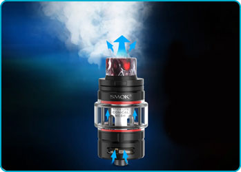 clearomiseur smok tfv16 air flow cloud chasing