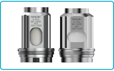 Changer resistance clearomiseur tfv18 smoktech