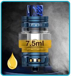 Clearomiseur tfv18 reservoir smoktech