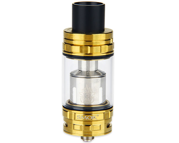 clearomiseur tfv8 smoktech doré