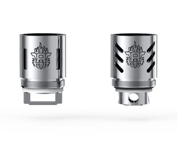 clearomiseur tfv8 smoktech resistance