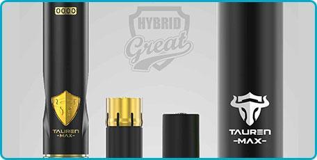 coffret thc tauren max hybrid mech mod