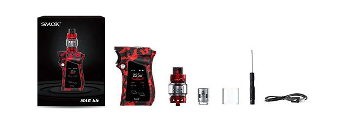 coffret mag 225W smoktech