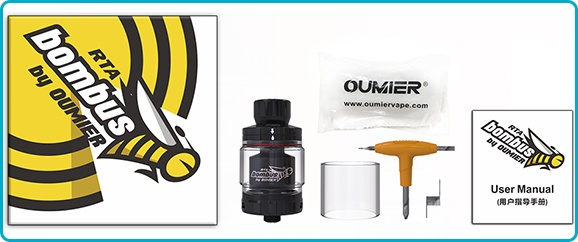 pack oumier bombus rta