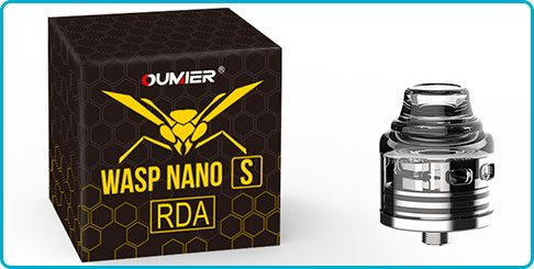 pack wasp nano s oumier