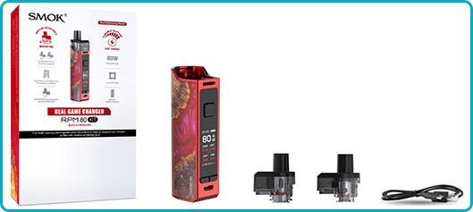 kit complet rpm80 smok