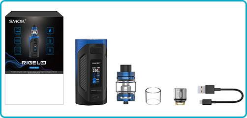 coffret kit smok rigel tfv9