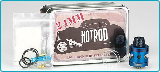 kit hotrod 24mm swedish vaper
