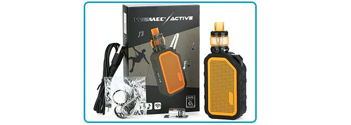 coffret wismec active