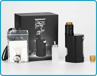 pack wismec luxotic df et guillotine v2
