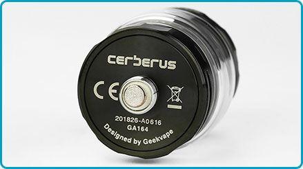 connexion 510 cerberus geekvape