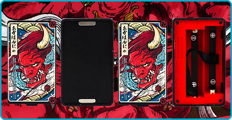 cover vapelustion hannya 230w