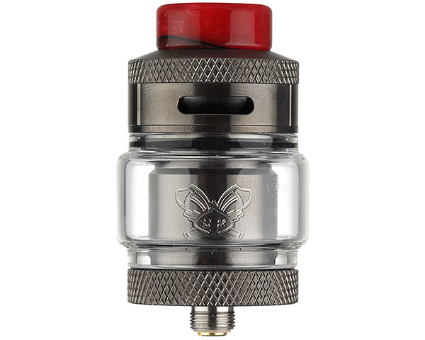 dead rabbit rta 4.5ml gun metal