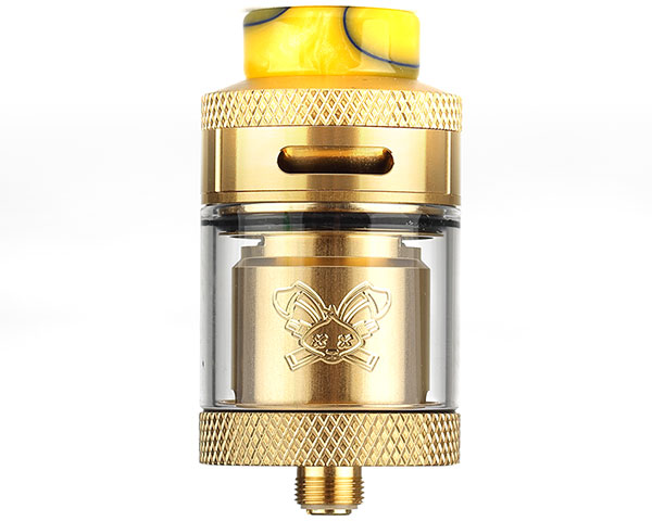 dead rabbit rta 2ml gold